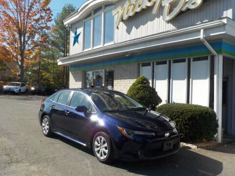 2020 Toyota Corolla for sale at Nicky D's in Easthampton MA