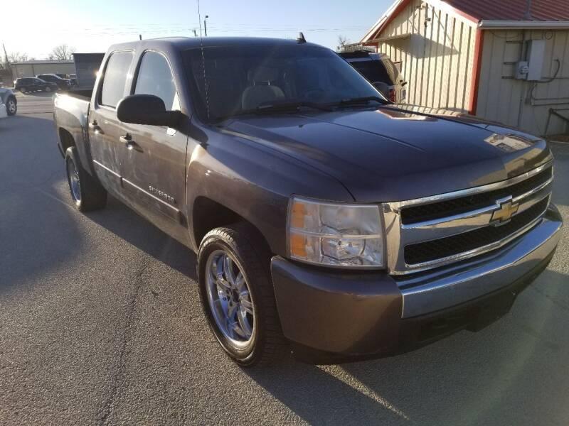 2007 Chevrolet Silverado 1500 for sale at Key City Motors in Abilene TX