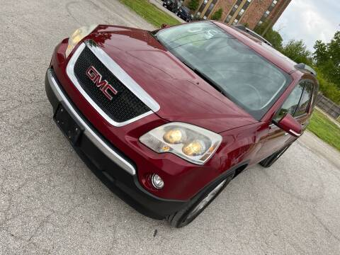 2010 GMC Acadia for sale at Supreme Auto Gallery LLC in Kansas City MO