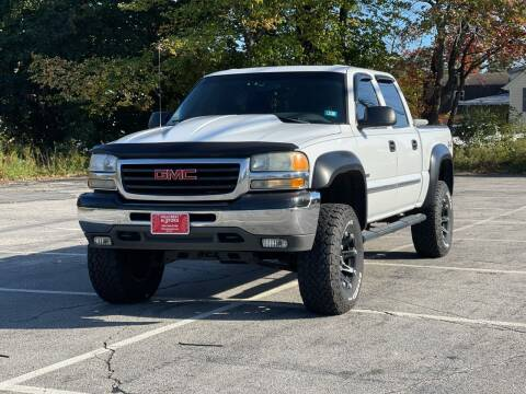2005 GMC Sierra 1500 for sale at Hillcrest Motors in Derry NH