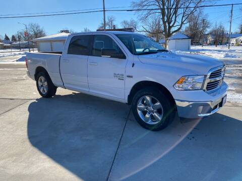 2019 RAM Ram Pickup 1500 Classic for sale at Kobza Motors Inc. in David City NE