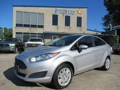 2017 Ford Fiesta for sale at Lone Star Auto Center in Spring TX