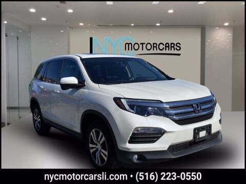 2017 Honda Pilot for sale at NYC Motorcars in Freeport NY