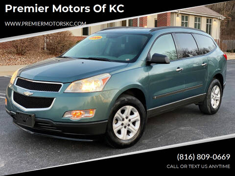 2009 Chevrolet Traverse for sale at Premier Motors of KC in Kansas City MO