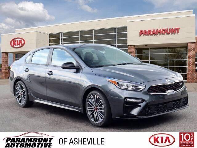 2021 Kia Forte for sale in Asheville, NC