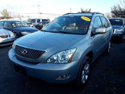 2009 Lexus RX 350 for sale at M & M Auto Brokers in Chantilly VA