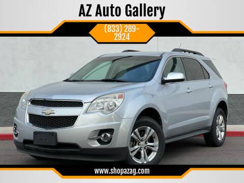 2010 Chevrolet Equinox for sale at AZ Auto Gallery in Mesa AZ