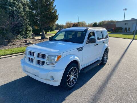 2007 Dodge Nitro for sale at JE Autoworks LLC in Willoughby OH