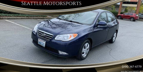 2009 Hyundai Elantra for sale at Seattle Motorsports in Shoreline WA