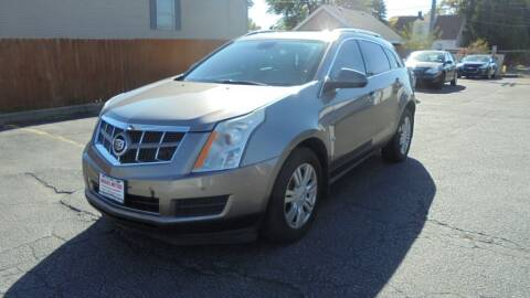 2012 Cadillac SRX for sale at Absolute Motors 2 in Hammond IN