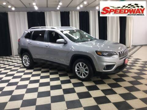 2019 Jeep Cherokee for sale at SPEEDWAY AUTO MALL INC in Machesney Park IL