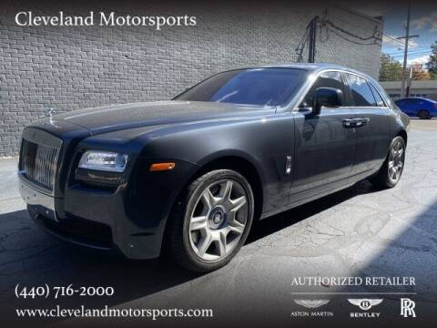 2011 Rolls-Royce Ghost for sale at Drive Options in North Olmsted OH