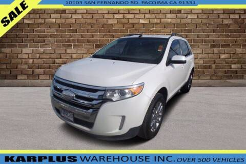 2013 Ford Edge for sale at Karplus Warehouse in Pacoima CA