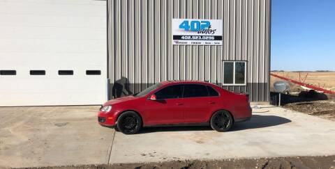 2006 Volkswagen Jetta for sale at 402 Autos in Lindsay NE