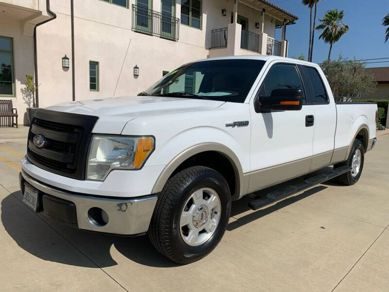 2010 Ford F-150 for sale at Select Auto Wholesales in Glendora CA