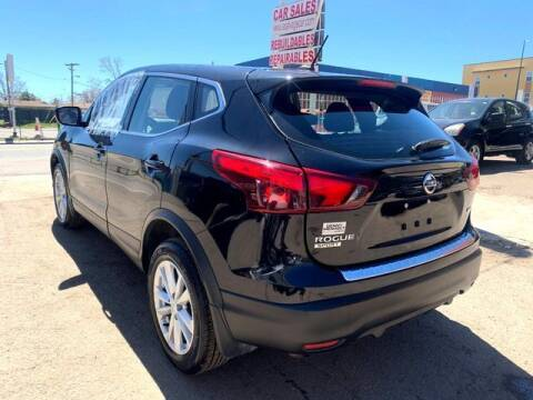 2017 Nissan Rogue Sport for sale at ELITE MOTOR CARS OF MIAMI in Miami FL