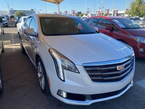 2018 Cadillac XTS for sale at Camelback Volkswagen Subaru in Phoenix AZ