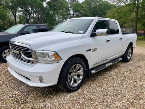 2016 RAM Ram Pickup 1500 for sale at Southeast Auto Inc in Walker LA