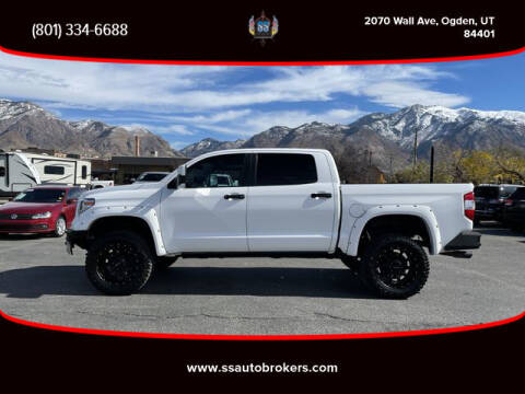 2014 Toyota Tundra for sale at S S Auto Brokers in Ogden UT