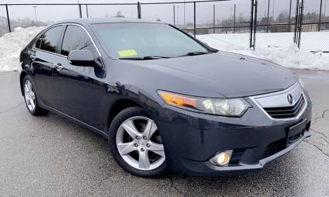 2013 Acura TSX for sale at Maxima Auto Sales in Malden MA