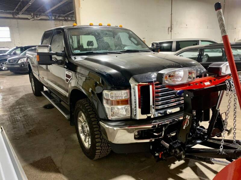 2009 Ford F-350 Super Duty for sale at Gus's Used Auto Sales in Detroit MI