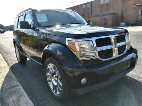 2007 Dodge Nitro for sale at William D Auto Sales in Norcross GA