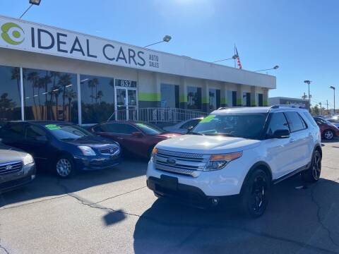 2014 Ford Explorer for sale at Ideal Cars Apache Junction in Apache Junction AZ