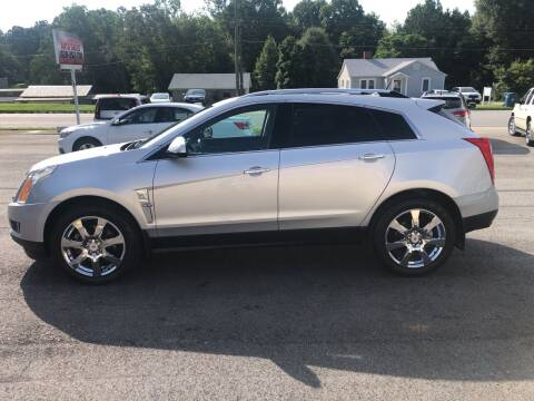 2012 Cadillac SRX for sale at Stikeleather Auto Sales in Taylorsville NC