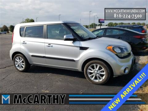 2012 Kia Soul for sale at Mr. KC Cars - McCarthy Hyundai in Blue Springs MO