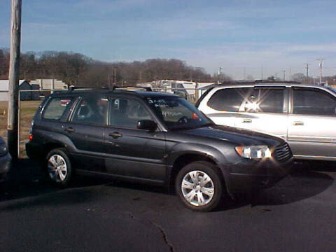 2008 Subaru Forester for sale at Bates Auto & Truck Center in Zanesville OH