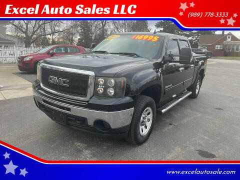 2012 GMC Sierra 1500 for sale at Excel Auto Sales LLC in Kawkawlin MI
