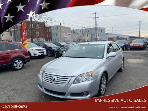 2008 Toyota Avalon for sale at Impressive Auto Sales in Philadelphia PA