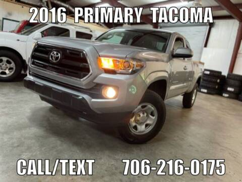 2016 Toyota Tacoma for sale at Primary Auto Group in Dawsonville GA