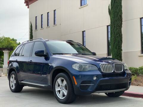 2011 BMW X5 for sale at Auto King in Roseville CA