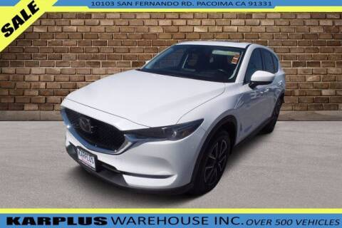 2017 Mazda CX-5 for sale at Karplus Warehouse in Pacoima CA