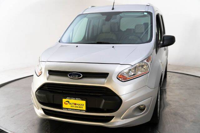 2016 Ford Transit Connect Wagon for sale at AUTOMAXX MAIN in Orem UT