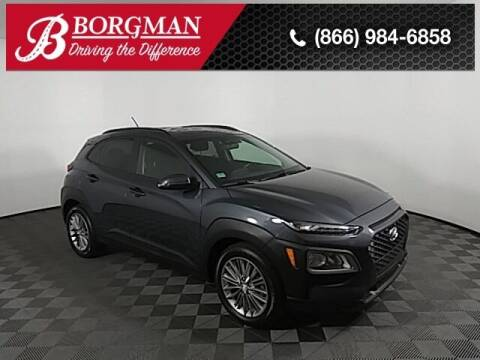 2018 Hyundai Kona for sale at BORGMAN OF HOLLAND LLC in Holland MI