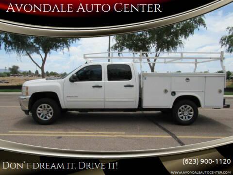 2014 Chevrolet Silverado 2500HD for sale at Avondale Auto Center in Avondale AZ