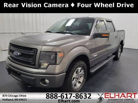 2014 Ford F-150 for sale at Elhart Automotive Campus in Holland MI