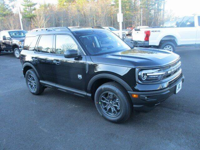 2021 Ford Bronco Sport for sale at MC FARLAND FORD in Exeter NH
