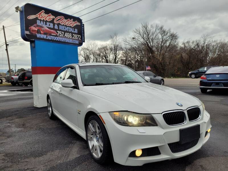 2010 BMW 3 Series for sale at Auto Outlet Sales and Rentals in Norfolk VA