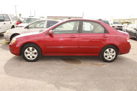 2009 Kia Spectra for sale at Epic Auto in Idaho Falls ID