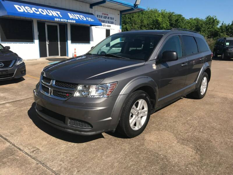 2017 Dodge Journey for sale at Discount Auto Company in Houston TX