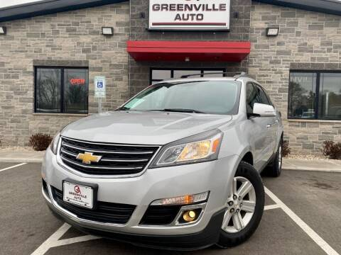 2013 Chevrolet Traverse for sale at GREENVILLE AUTO in Greenville WI