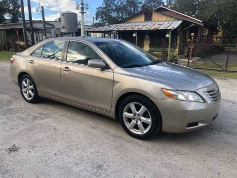 2007 Toyota Camry for sale at OVE Car Trader Corp in Tampa FL