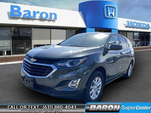 2019 Chevrolet Equinox for sale at Baron Super Center in Patchogue NY