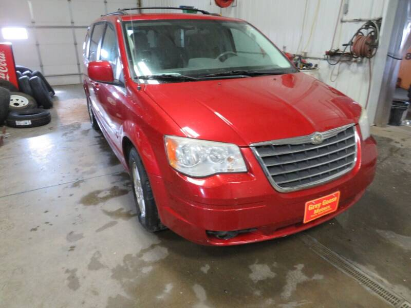 2008 Chrysler Town and Country for sale at Grey Goose Motors in Pierre SD