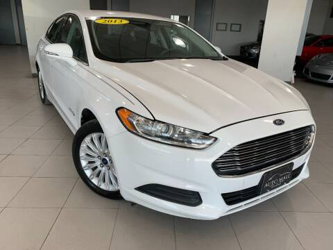 2013 Ford Fusion Hybrid for sale at Auto Mall of Springfield in Springfield IL