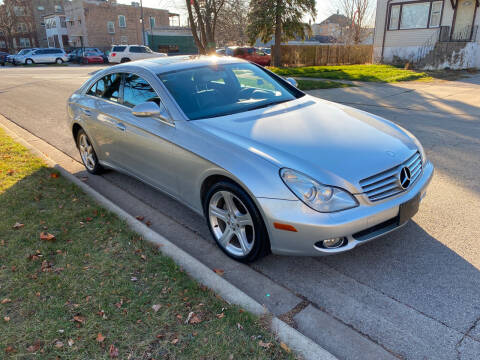2006 Mercedes-Benz CLS for sale at RIVER AUTO SALES CORP in Maywood IL