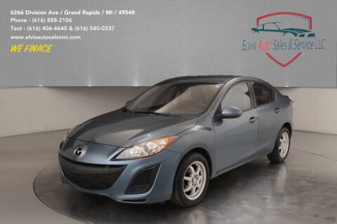 2011 Mazda MAZDA3 for sale at Elvis Auto Sales LLC in Grand Rapids MI